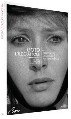 Coffret Walerian Borowczyk - Goto, l'île d'amour (DVD)