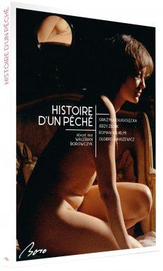 Coffret Walerian Borowczyk - Histoire d'un péché (DVD)