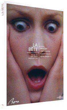 Coffret Walerian Borowczyk - La Bête (BD/DVD)