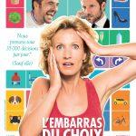 L'Embarras du choix (2016) de Eric Lavaine - Affiche