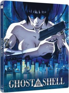 Ghost in the Shell (1995) de Mamoru Oshii - Édition Collector Steelbook (All The Anime)