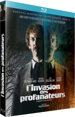 L'Invasion des profanateurs (1978) de Philip Kaufman - Packshot Blu-ray