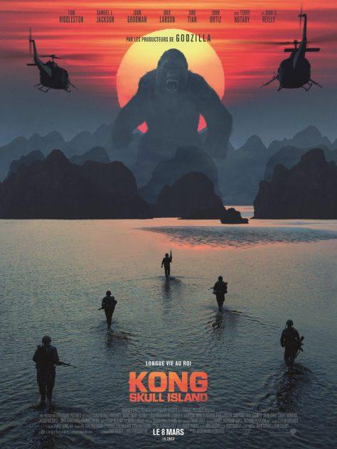 Kong : Skull Island - Affiche