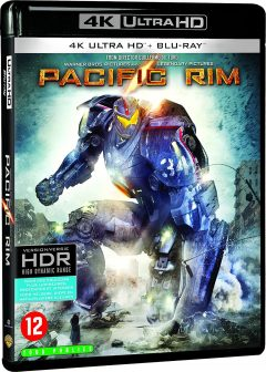 Pacific Rim (2013) de Guillermo del Toro – Packshot Blu-ray 4K Ultra HD