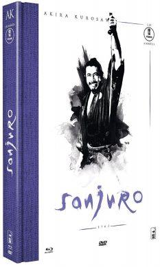 Sanjuro - Jaquette Blu-ray