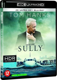 Sully (2016) de Clint Eastwood - Packshot Blu-ray 4K UHD