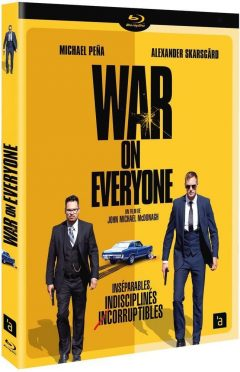 War on Everyone (2016) de John Michael McDonagh - Packshot Blu-ray