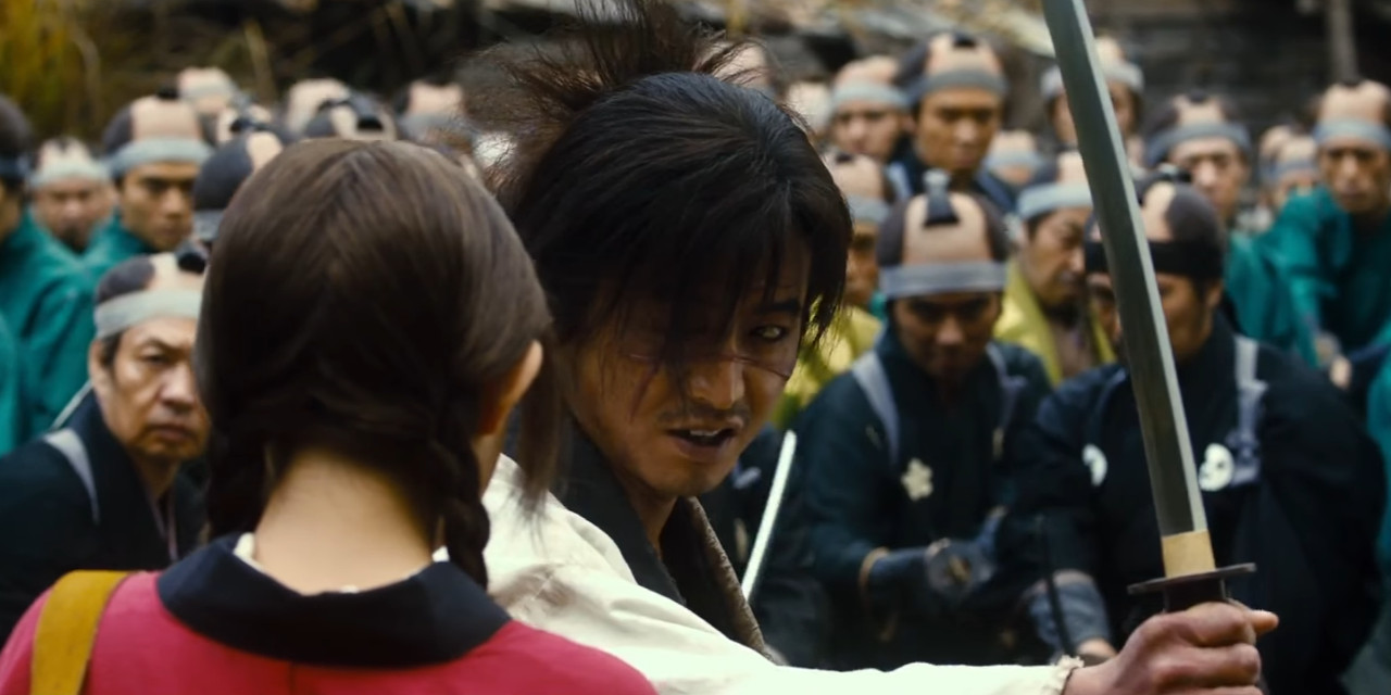 Takashi Miike -Blade of the immortal