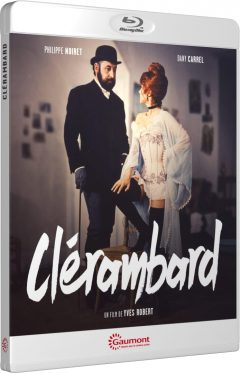 Clérambard (1969) de Yves Robert - Packshot Blu-ray Gaumont Découverte