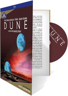 Dune (1984) de David Lynch - Édition France 2017 (Movinside) - Packshot Blu-ray
