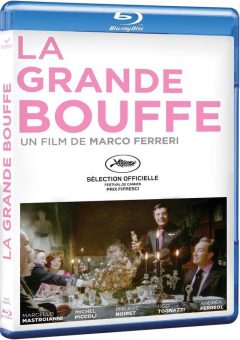 La Grande bouffe (1973) de Marco Ferreri - Packshot Blu-ray