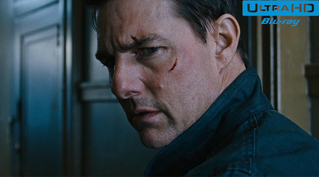 Jack Reacher: Never Go Back - Blu-ray 4K Ultra HD