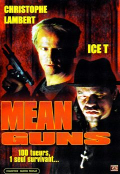 Mean Guns (1997) de Albert Pyun - Affiche