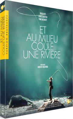 Et au milieu coule une rivière - Édition Collector (1992) de Robert Redford - Packshot Blu-ray