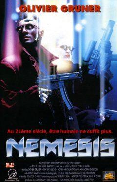 Nemesis (1992) de Albert Pyun - Affiche
