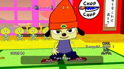 Parappa The Rapper - Jeu Concours
