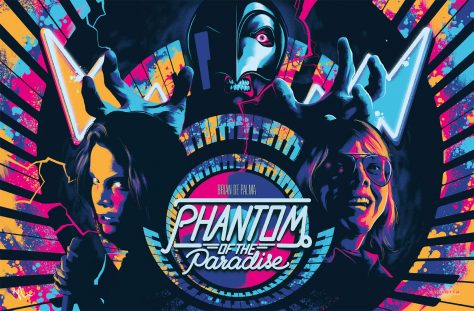 Coffret Ultra Collector à-plat Phantom of the Paradise