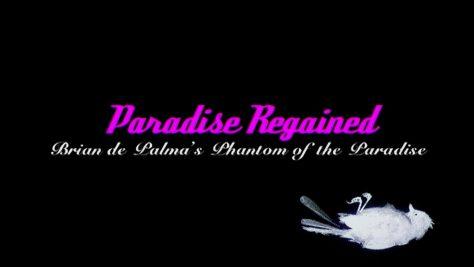 Phantom of the Paradise - Capture bonus Blu-ray