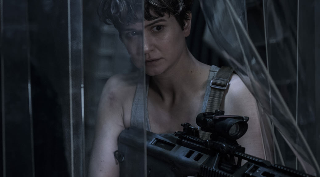 Alien: Covenant - Image une critique