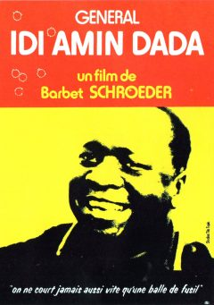 Général Idi Amin Dada - Affiche