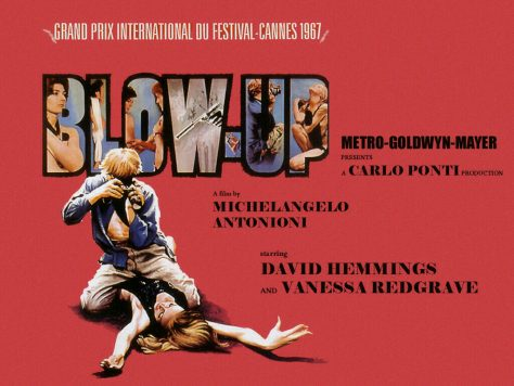 Michelangelo Antonioni - Blow up (Cannes classics)