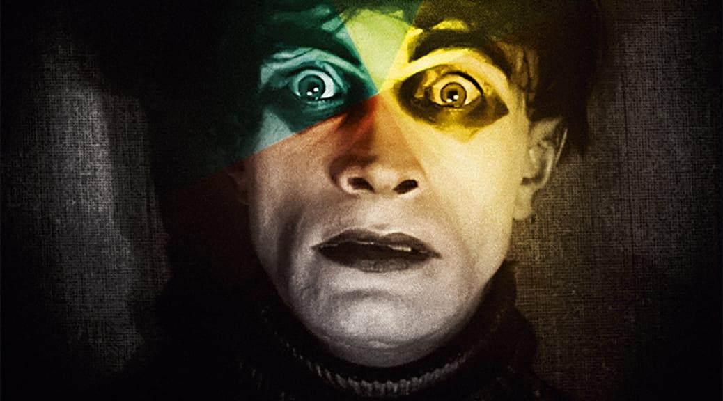 Le Cabinet du docteur Caligari (1920) de Robert Wiene