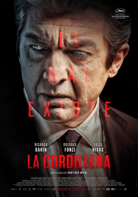 El Presidente (La Cordillera) - Affiche Cannes 2017