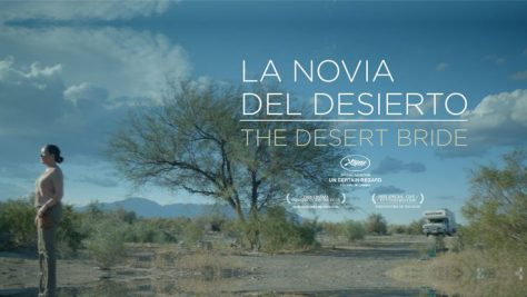 La Fiancée du désert - Affiche Cannes 2017