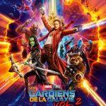 Les Gardiens de la Galaxie 2 (2017) de James Gunn - Affiche