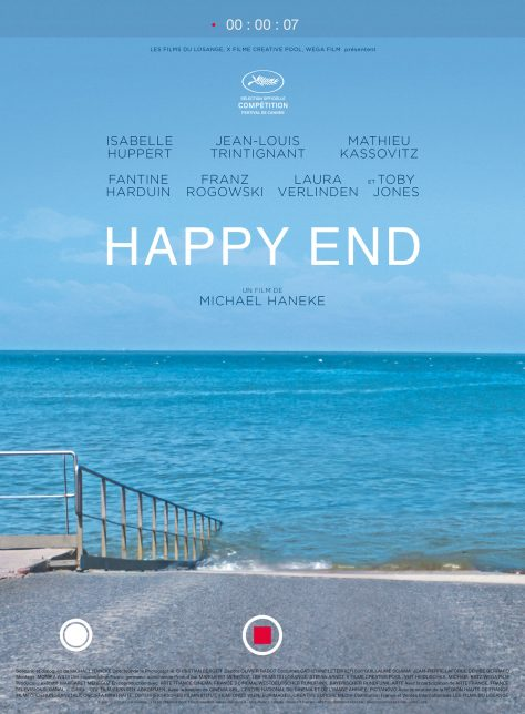Happy End - Affiche Cannes 2017
