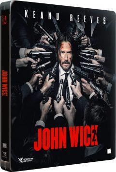 John Wick 2 (2017) de Chad Stahelski - Packshot Blu-ray