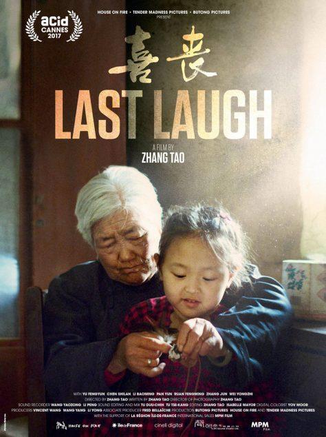 Last Laught - Affiche Cannes 2017