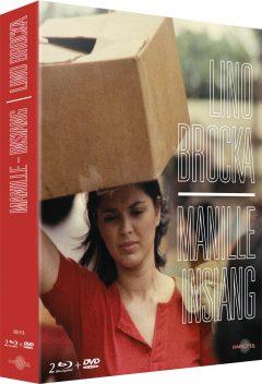 Manille (1975) & Insiang (1976) de Lino Brocka - Packshot Blu-ray