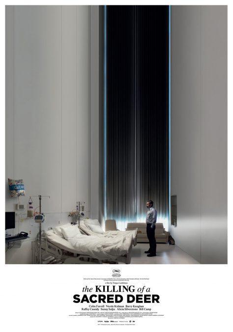 La Mise à mort du cerf sacré - Affiche Cannes 2017