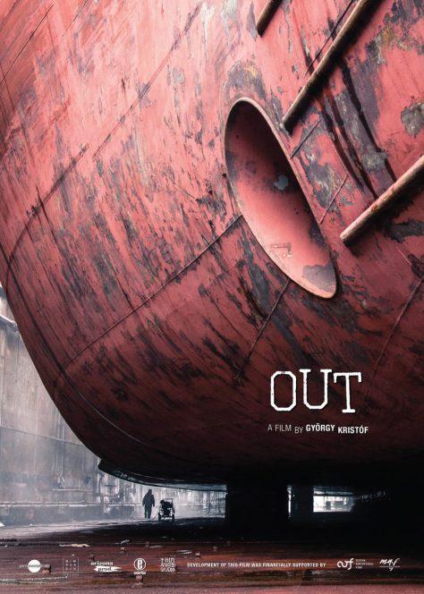 Out - Affiche Hongrie (Cannes 2017)