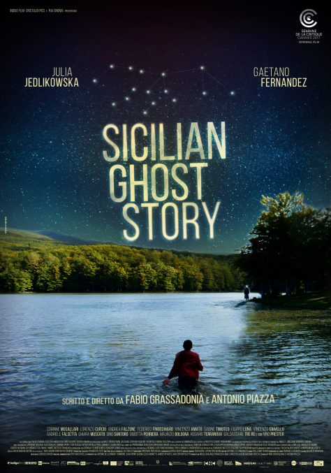 Sicilian Ghost Story - Affiche italienne