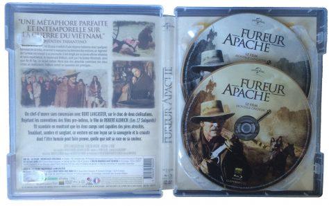Fureur Apache - Visu galettes