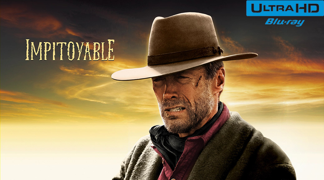 Impitoyable (1992) de Clint Eastwood - Édition 25e anniversaire - Blu-ray 4K Ultra HD