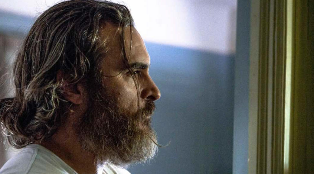 Joaquin Phoenix - Image Une Cannes 2017