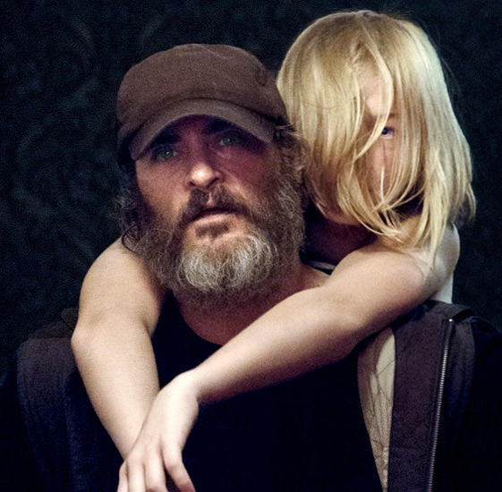 You Were Never Really Here - Cannes 2017