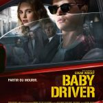 Baby Driver - Affiche