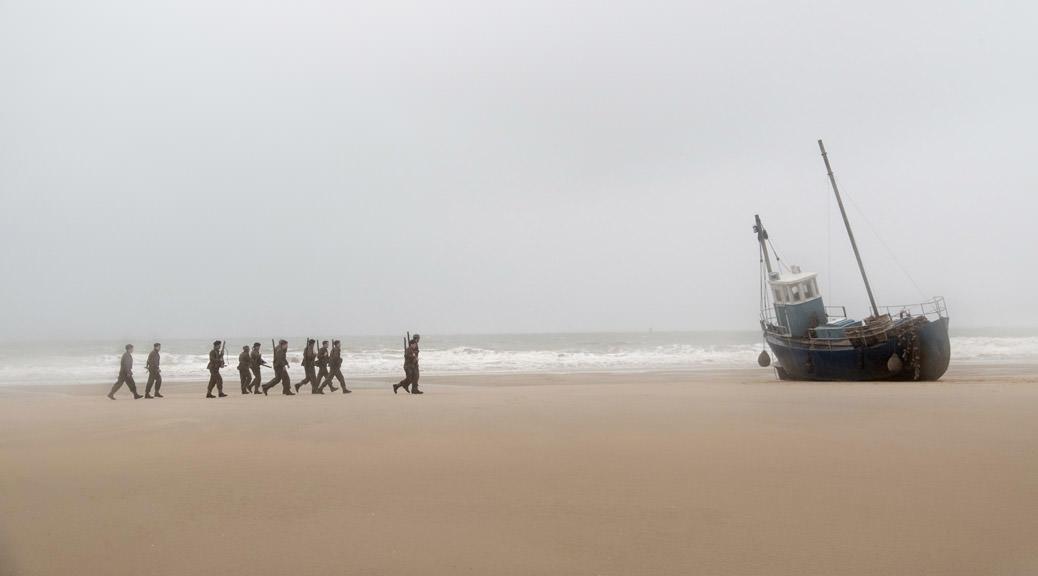 Dunkerque - Image une critique