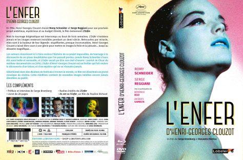 L'Enfer - Jaquette Combo Blu-ray + DVD recto-verso