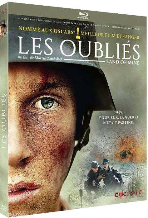 Les Oubliés (2015) de Martin Zandvliet - Packshot Blu-ray