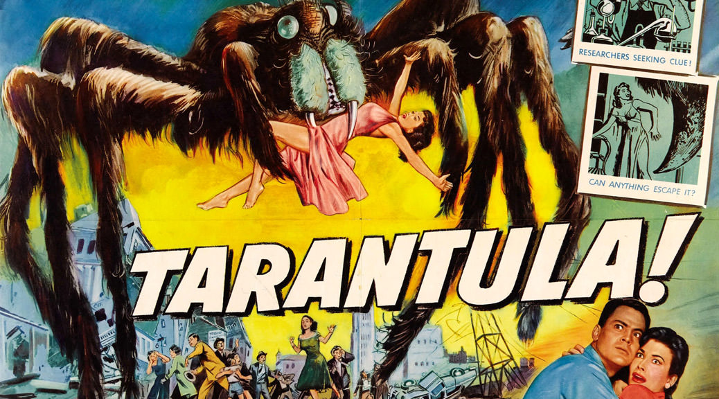 Tarantula - Image une test BRD