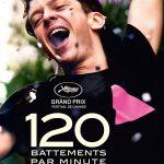 120 battements par minute - Affiche