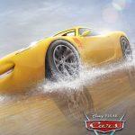Cars 3 - Affiche US