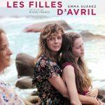 Les Filles d'Avril (2017) de Michel Franco - Affiche