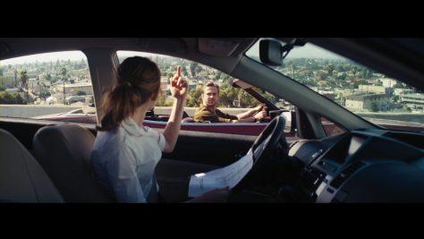 La La Land (2016) de Damien Chazelle - Capture Blu-ray