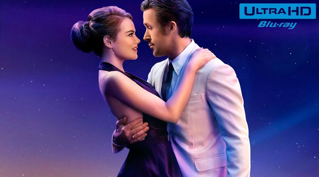 La La Land (2016) de Damien Chazelle - Blu-ray 4K Ultra HD